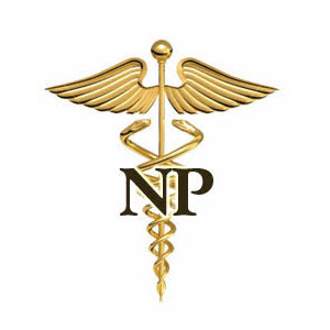 Nurse Practitioner Pin